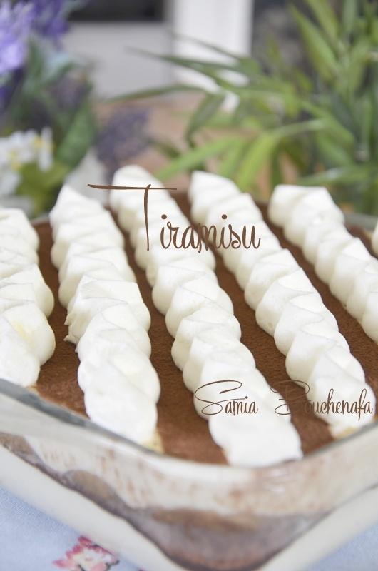 tiramisu italien sans cuisson