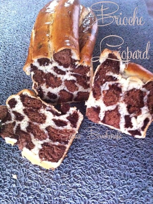 brioches léopards
