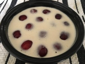 clafoutis individuel