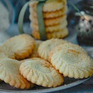 biscuits sablés coco