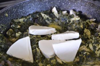 fromage à roulés farcis