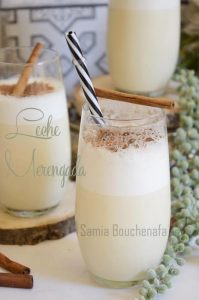leche merengada frappé