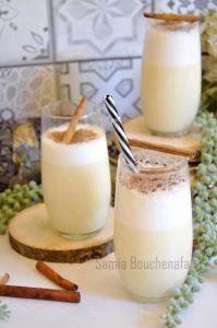 leche meringada espagnol