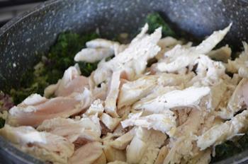 poulet pour roulés farcis