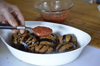 sauce tomate aubergine