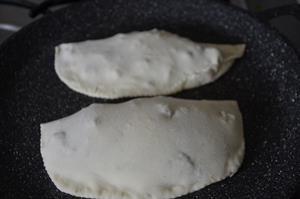 cuisson des gozleme