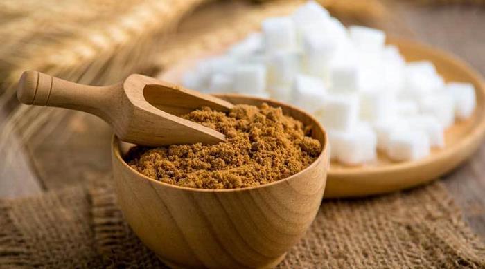 sucre balnc-sucre de canne
