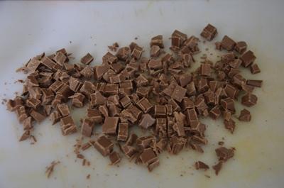 pépites de chocolat lait pour cookies