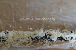 fromage râpé mhencha