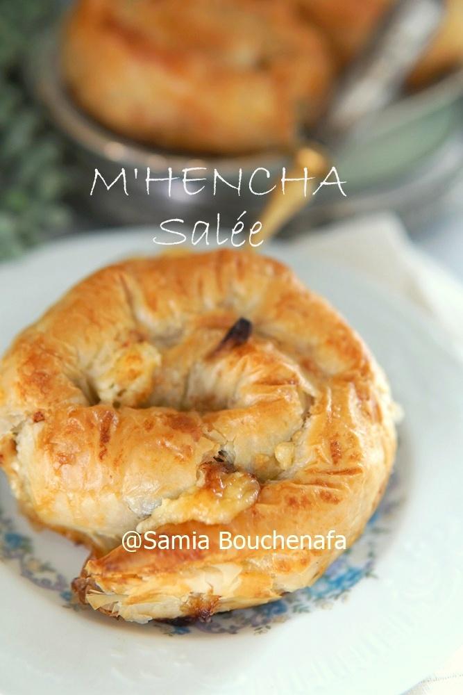 mhencha epinards jambon fromage