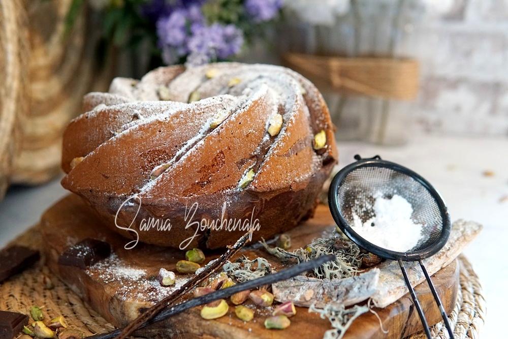 mouskoutchou choco vanille pistache