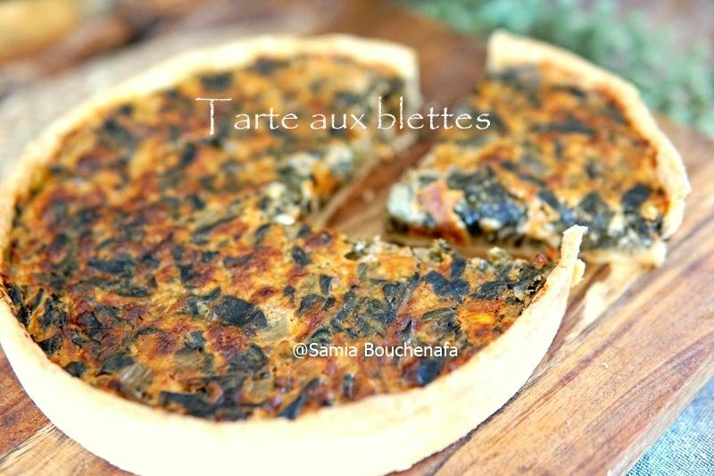 tarte de bettes fromage