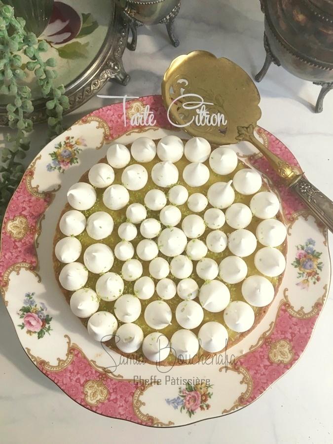 tarte citron facile
